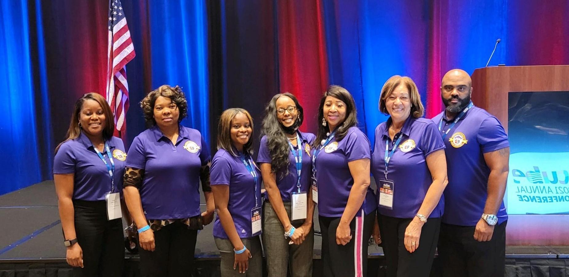 BOE Members attend CUBE Conference in Atlanta