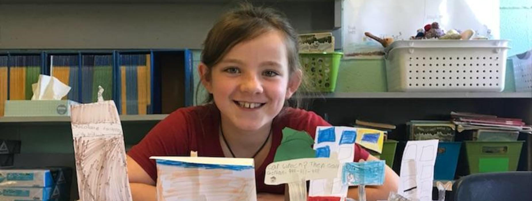 3rd grade project