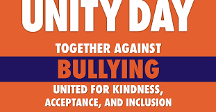 Unity Day- together against bullying