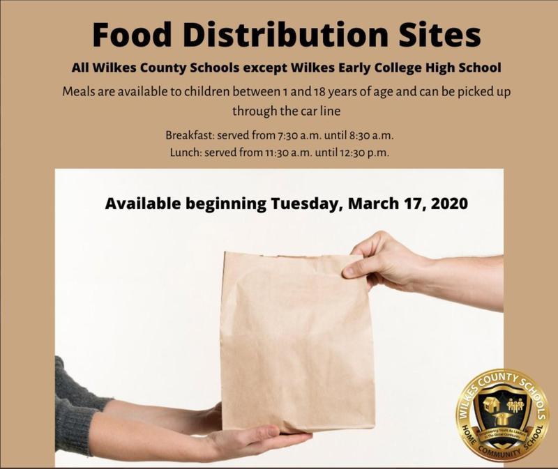 Food Distribution At Schools Thumbnail Image