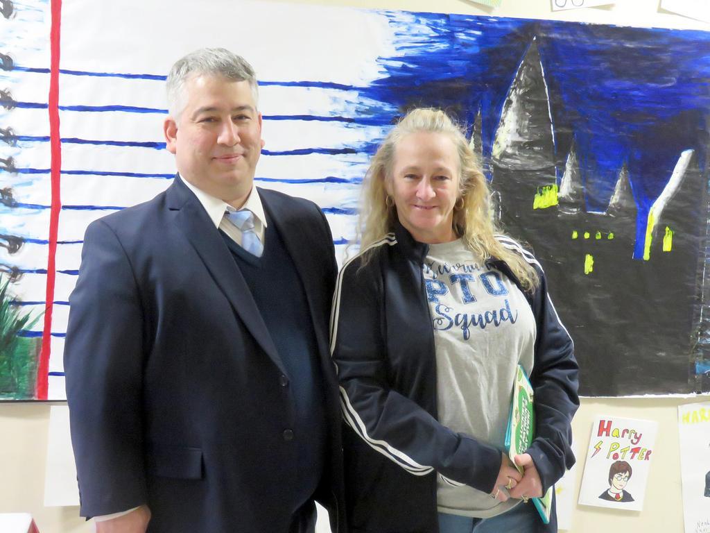 Principal and a parent
