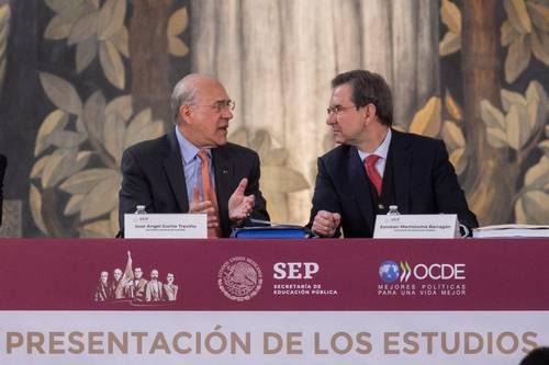Insta la OCDE a eliminar el desfase entre egresados y mercado laboral Featured Photo