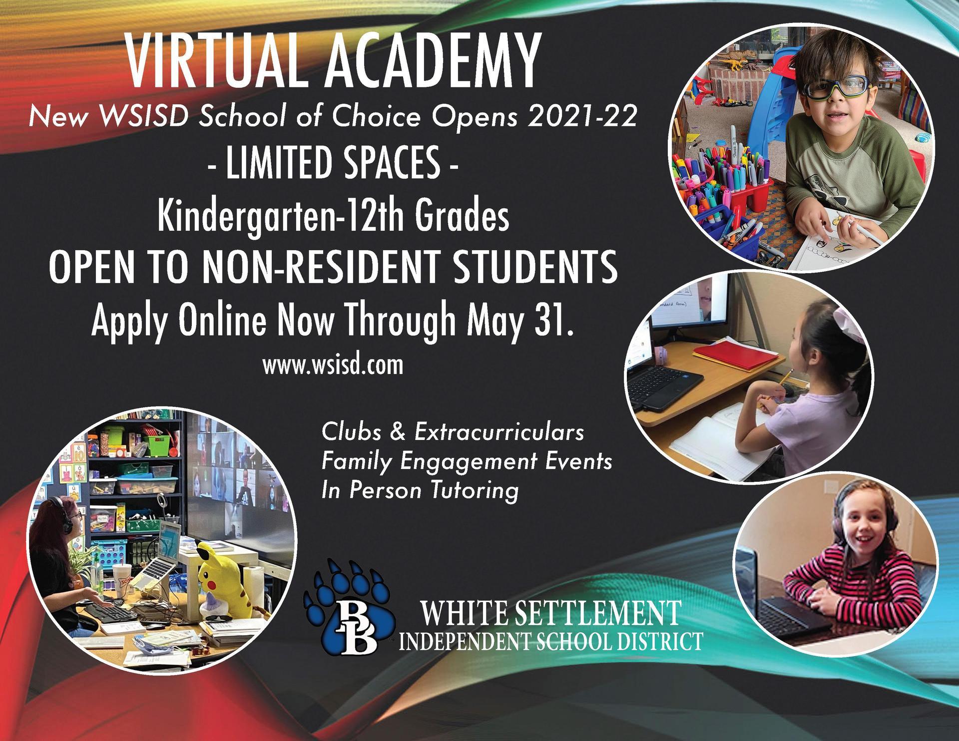 Virtual Academy Flyer