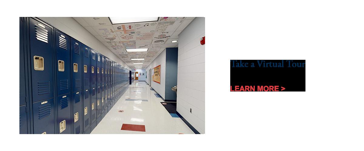 Take a Virtual Tour of St. Timothy's School