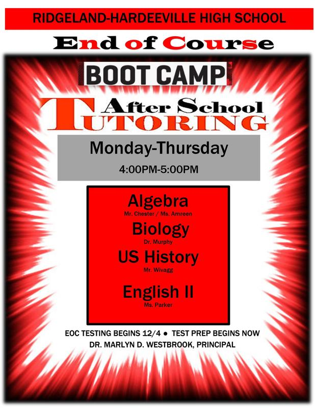 EOC Test Prep-Boot Camp Featured Photo