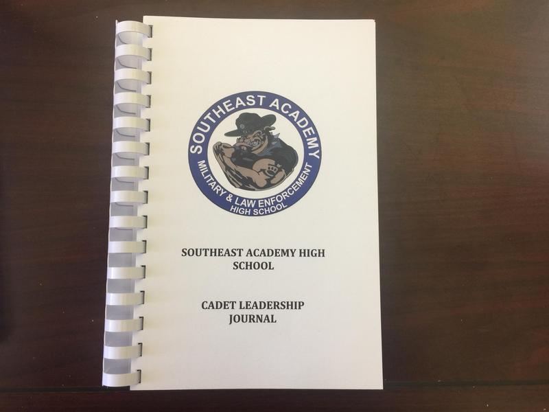 Cadet Journal Eentries 2018 Featured Photo