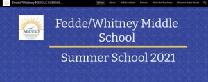 fedde summer school