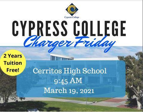 Cypress 2 years of free school