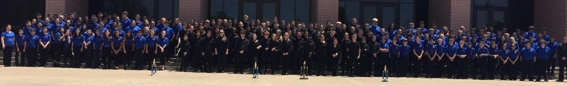 BMS Bands 2018 at Joshua Contest