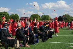 Anderson High School Graduation - June 5, 2021