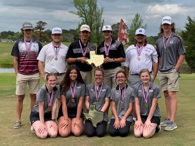 Golf District Champs x 2 Featured Photo