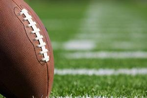 Football schedule posted