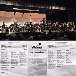 Picture of Honors Band