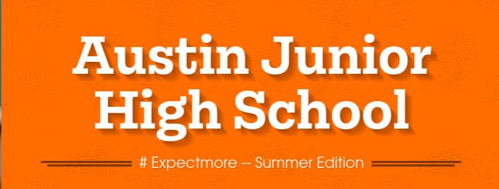 AJHS Newsletter Summer Edition