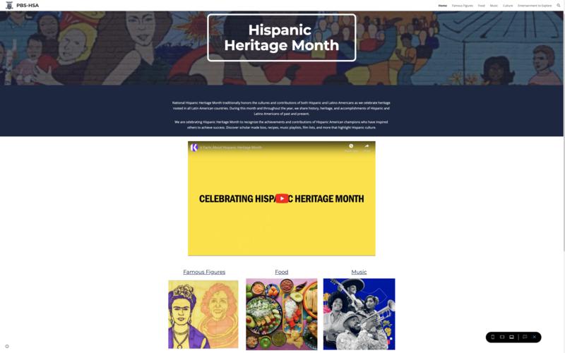 Hispanic Heritage Month Thumbnail Image