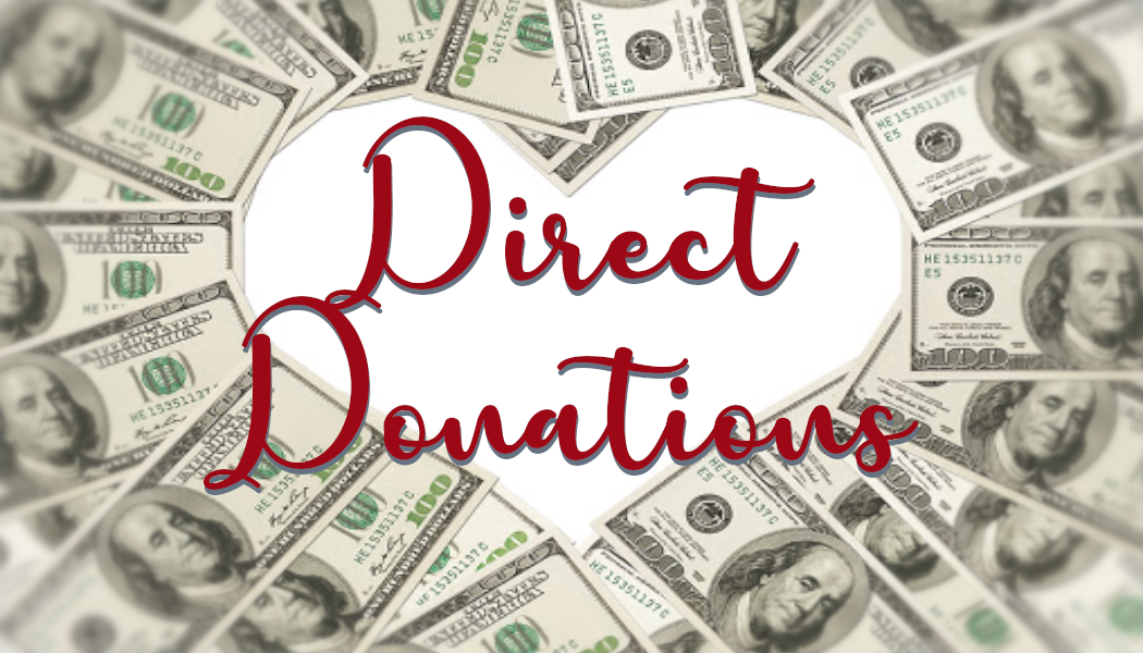 Direct Donations site