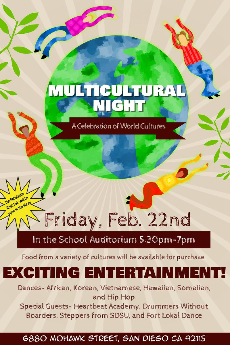 Multicultural Night Featured Photo