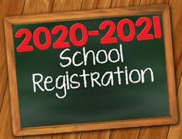 Admissions and Registration Information for the 2020-2021 School Year Featured Photo