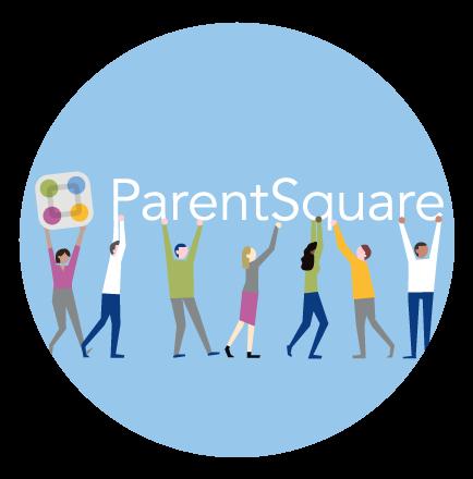 parent square button