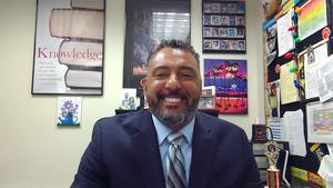Principal Carl Caston