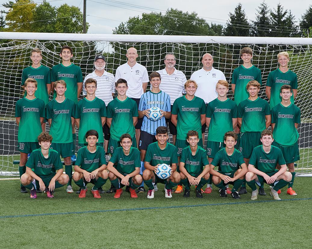 2019 Boys JV Soccer