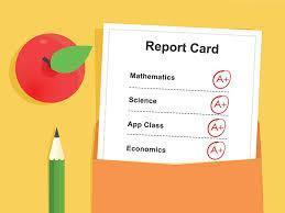 REPORT CARD Thumbnail Image