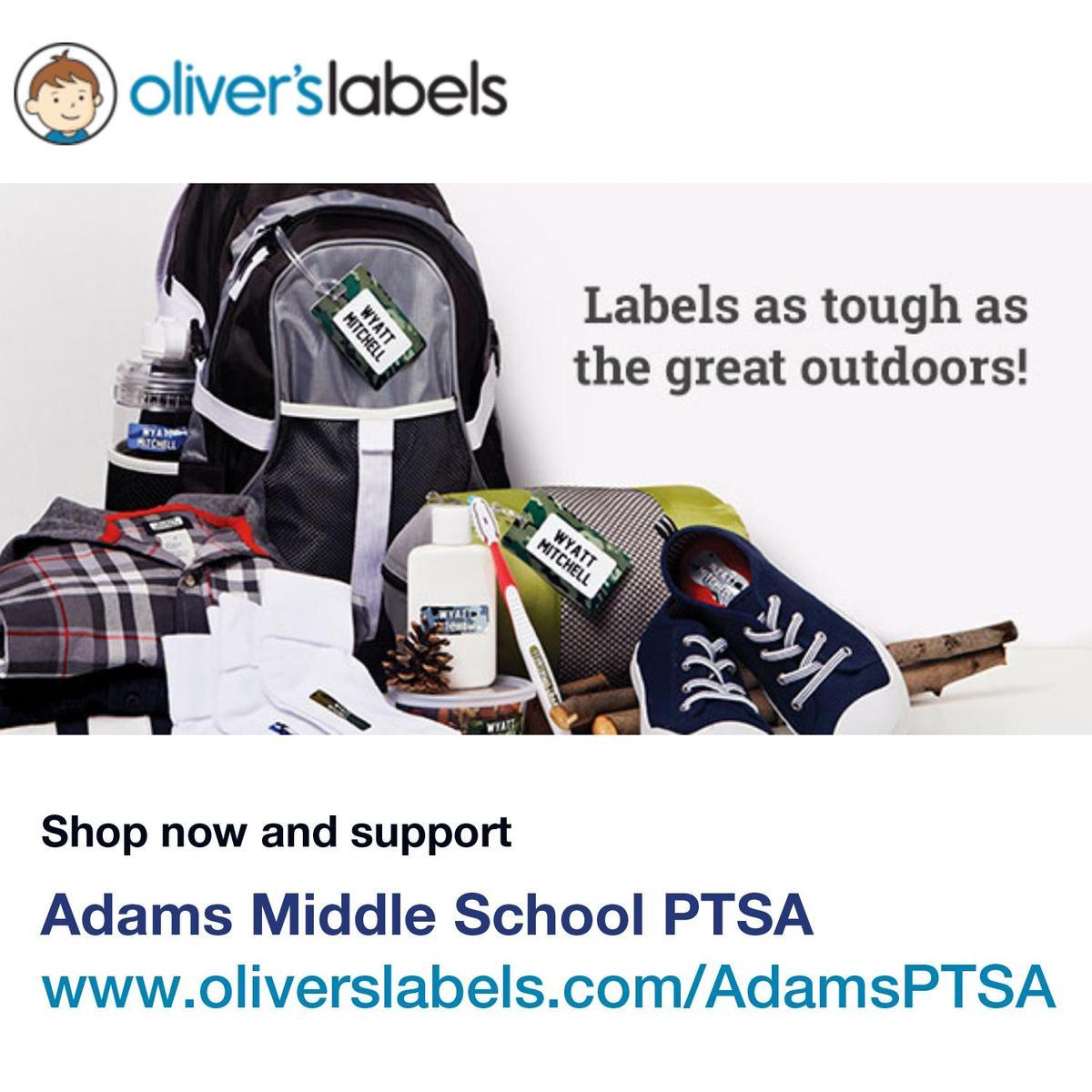 www.oliverslabels.com/AdamsPTSA