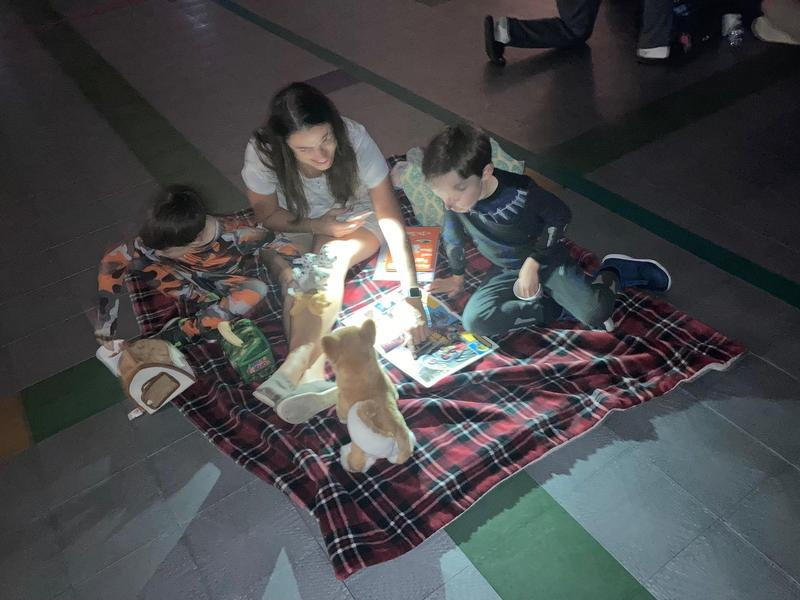 Fun with the Book Fair and Reading Under the Stars! Featured Photo