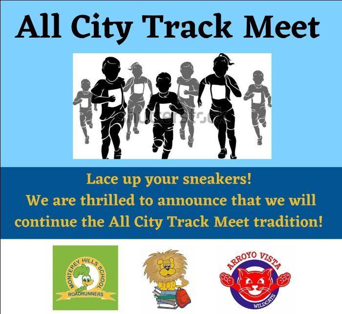 All City Track Meet Featured Photo
