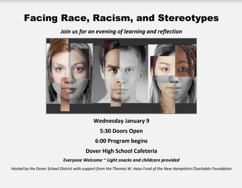 Talking about (or Facing) Race, Racism, and Stereotypes