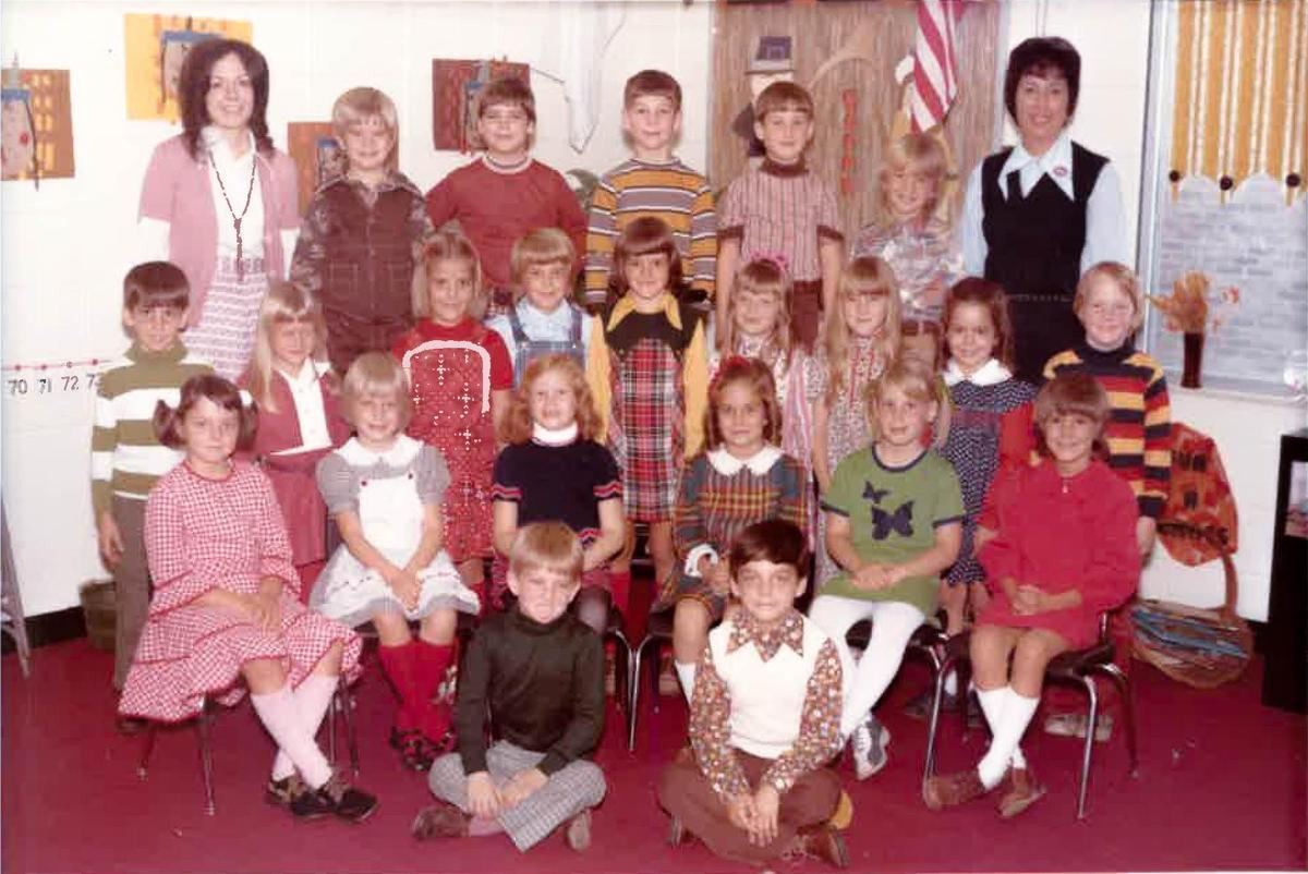 Classroom 1975-76