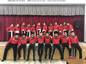 Mariachi band at MMS