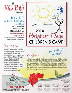 Brighter Days Camp