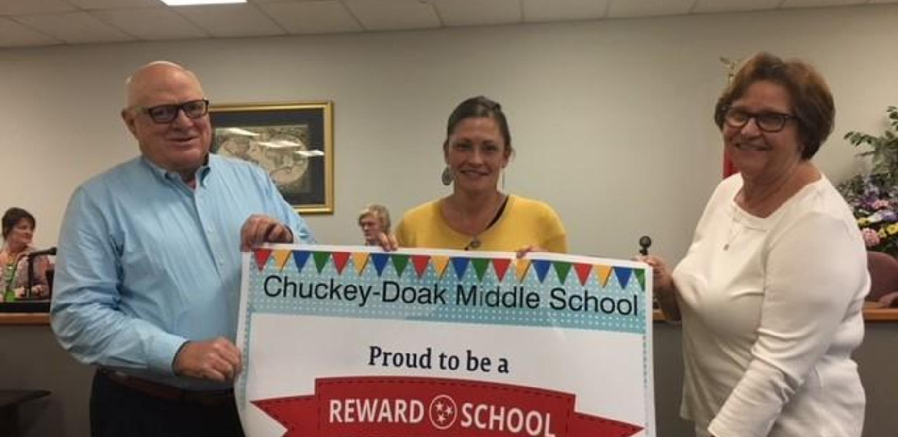 CDMS Reward School