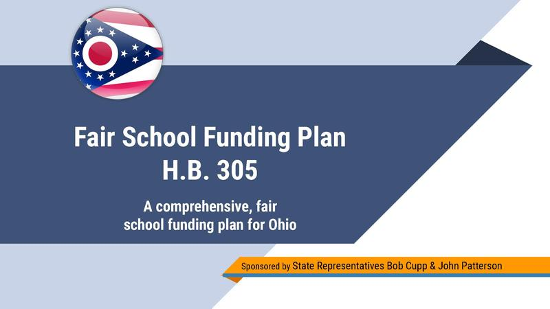 School Funding Plan - H.B. 305 Featured Photo