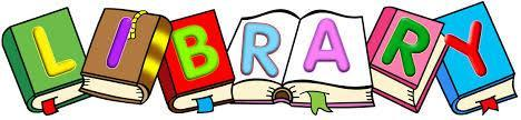 library word clipart
