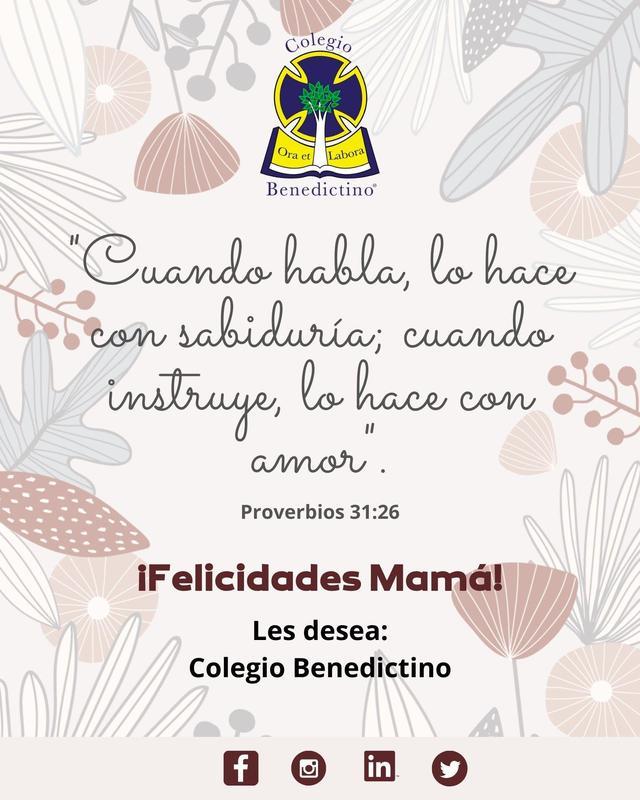 ¡Feliz Día a todas las Mamás! Featured Photo