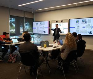 Baldwin Park High School students explored the CISCO-Meraki headquarters in San Francisco to gain hands-on work experience and insight from industry professionals.