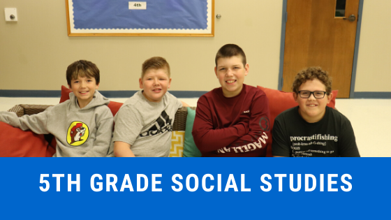 5th social studies