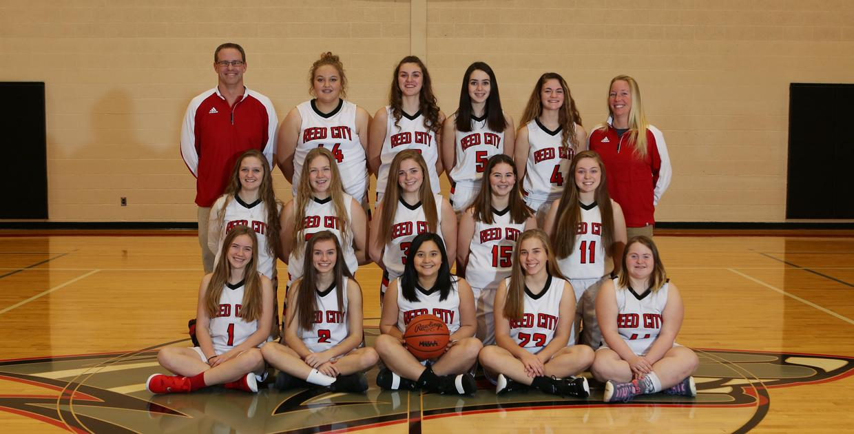 Reed City JV Girls Basketball 2018-2019