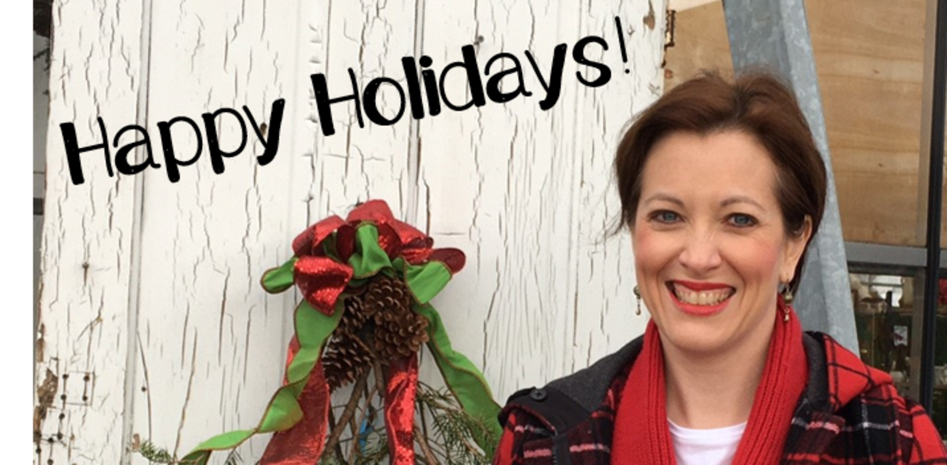 Mrs. Schnepp with holiday message