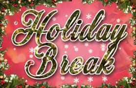 Holiday Break Dates Featured Photo