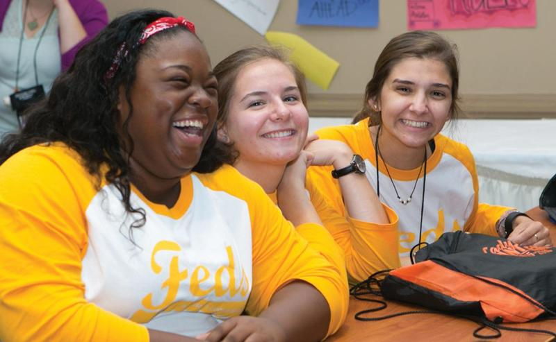 American Legion Program State girls state May 31-June 5 Featured Photo