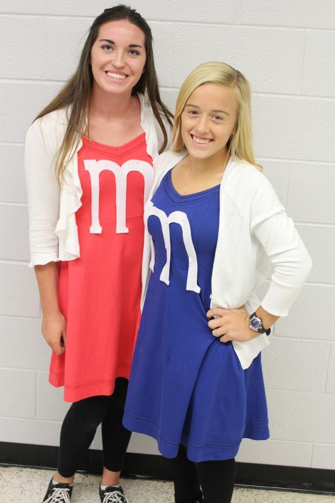 Dynamic Duo Day: M&Ms