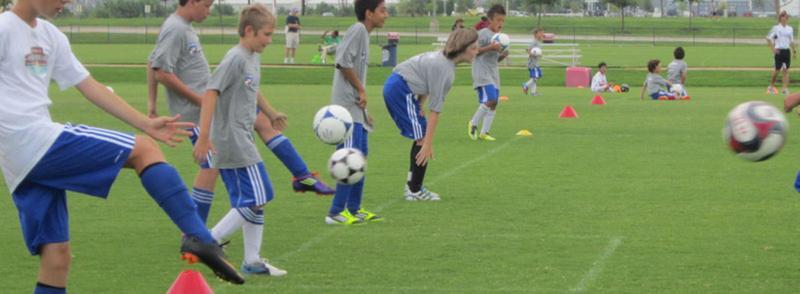 Boys Soccer Camp