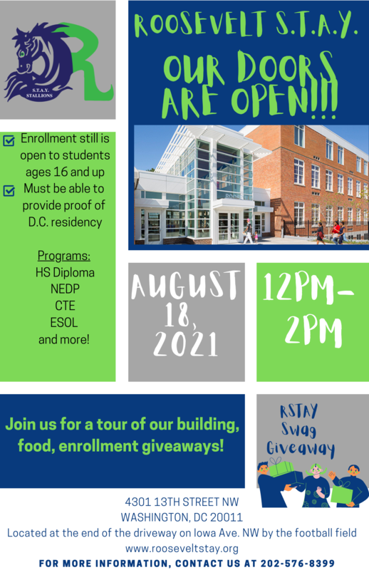 Our Doors Are Open!!!! Wednesday, August 18th, 2021 Featured Photo