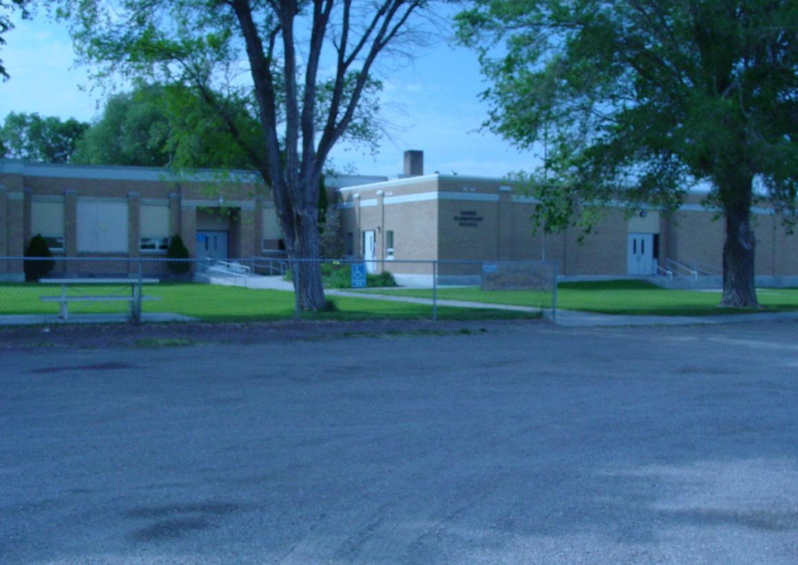 Hamer Elementary School Building