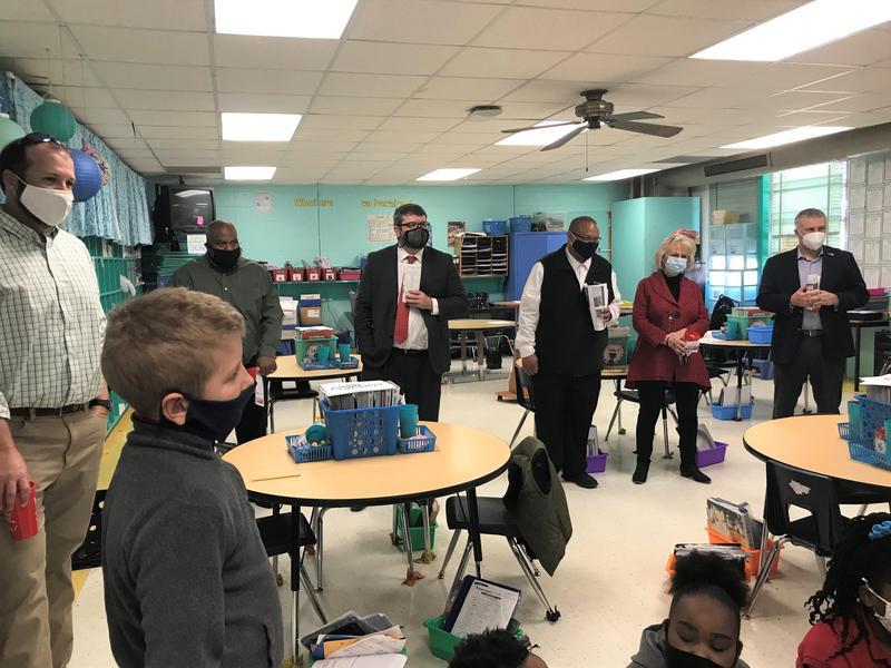NEE School Board Tour
