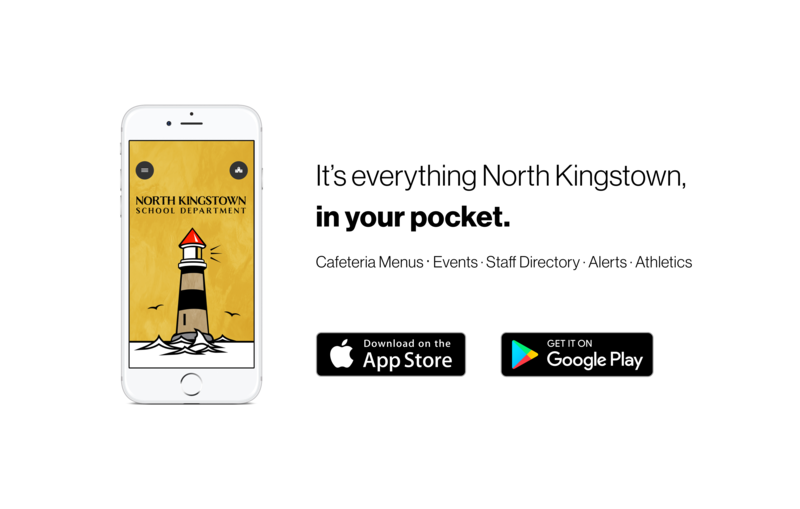 New North Kingstown School Department App! Featured Photo