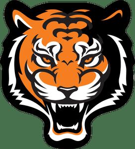 Houghton-Kearney's Tiger Logo